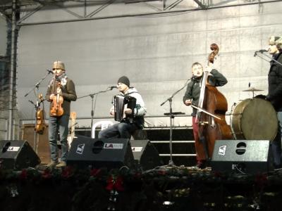 4. adventní koncert a skupina Bezobratři