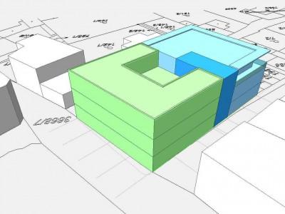 Jednání Rady města o nové poliklinice