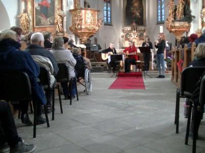 1. Adventní koncert