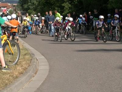 Cyklistické závody mládeže
