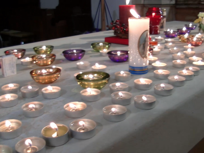 Den památky zesnulých dětí