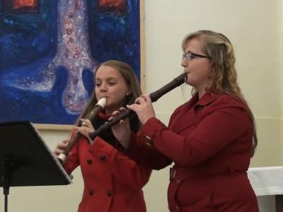 Dostaveníčko s flétnou