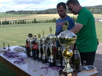 Sázavský fotbalový turnaj