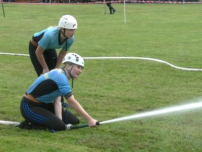 Hornotřešňovecký hasičský pohár