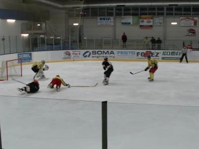 Hokej Lanškroun Semechnice