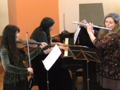 Hudební nešpory – Trio Eufonico
