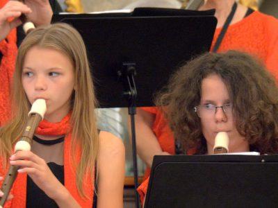 Koncert zobcových fléten