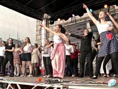 Lanškrounský Majáles 2016 – vystoupení 3. ročníku