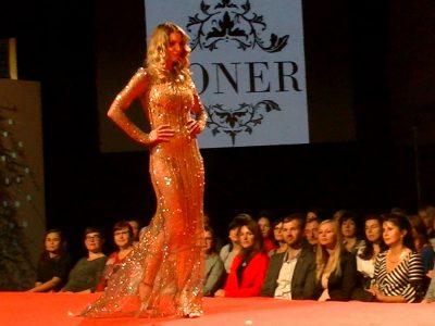12. módní show boutique Sabrina