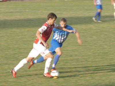 MOL Cup TJ Lanškroun – FK Pardubice