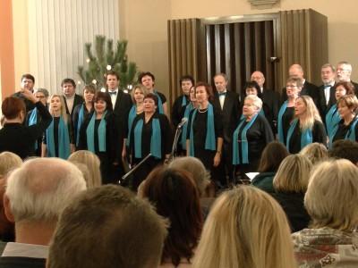 Novoroční koncert v Husově domě