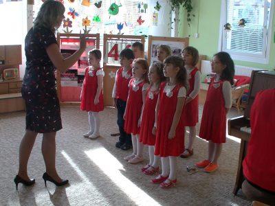Oslavy 40 let Mateřské školy Wolkerova