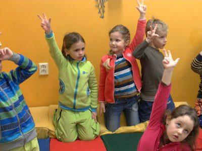 Den otevřených dveří – ZŠ B. Smetany