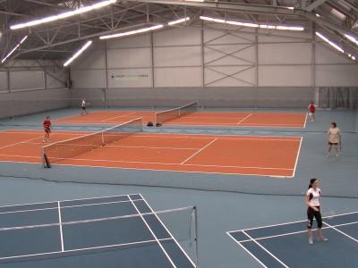 Nová sportovní hala v Lanškrouně