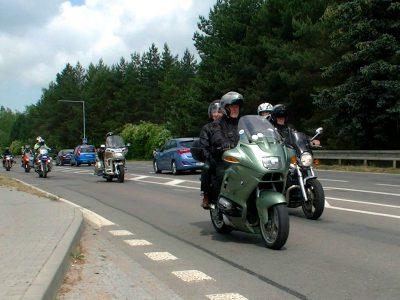 3. charitativní sraz Motobandy Lanškrounska