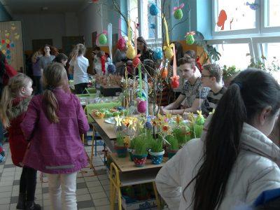 Velikonoční jarmark ZŠ Smetanova