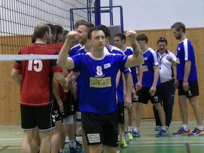 Lanškrounští volejbalisté postoupili do 2. ligy