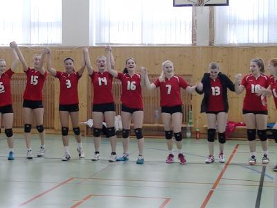 Český pohár juniorek ve volejbale