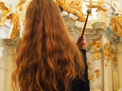 Koncert a výstava ve sv. Anně