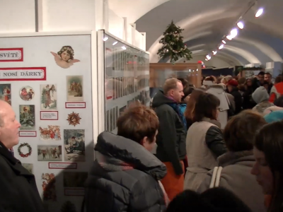 Výstava Vánoce ve světě