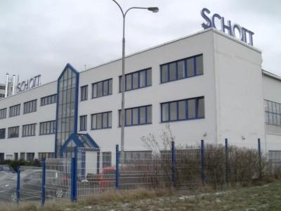 Výstavba nové výrobní haly v Lanškrouně