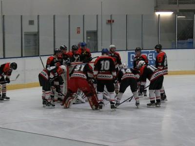 Hokej Lanškroun – Čestice