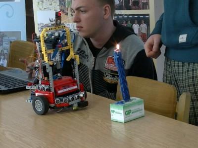 Využití výukových robotu ve výuce